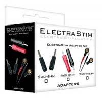 Electrastim Pin Converter Kit 2mm to 4mm