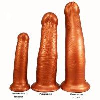 SquarePeg Toys Pounder Short Bronze