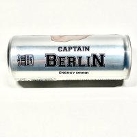 Captain Berlin Energy Drink 250ml