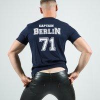 Captain Berlin T-Shirt Navy