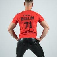 Captain Berlin T-Shirt Red