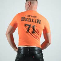 Captain Berlin T-Shirt Orange