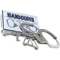Single Lock Handcuffs - Small - Inner Ø 50 mm