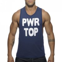 Addicted AD452 Power Top Tank Top