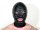 R&Co Soft Leather Hood with Detachable Eye & Mouth