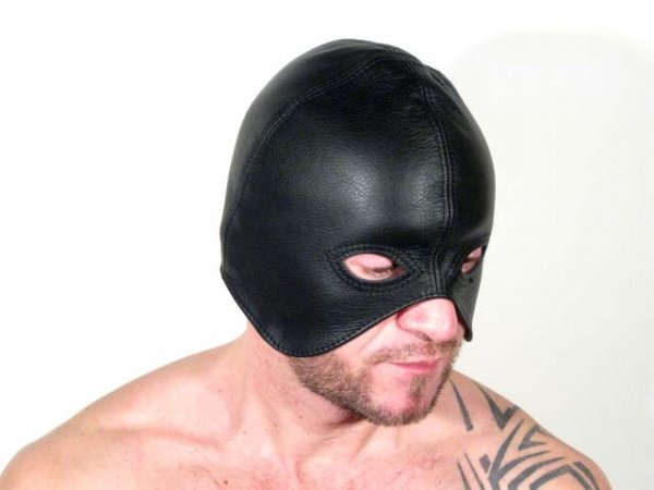 R&Co Leather Executioners Hood