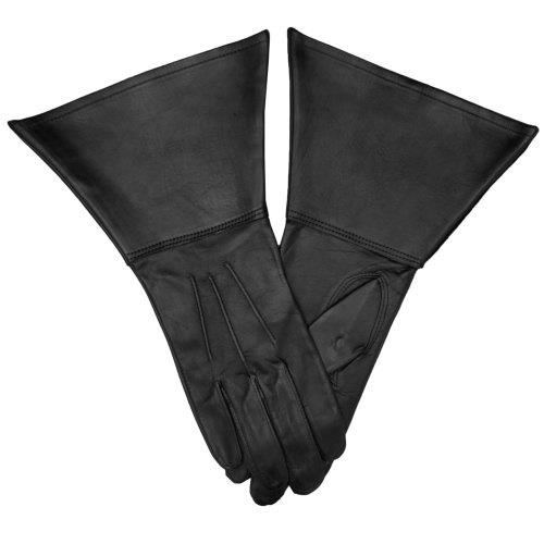 Tough Gloves TD 650 HP Leather Gauntlets
