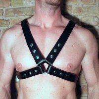 R&Co Four Strap Harness 3,5 cm