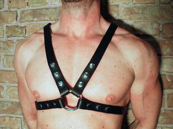 R&Co Four Strap Harness 2,5 cm