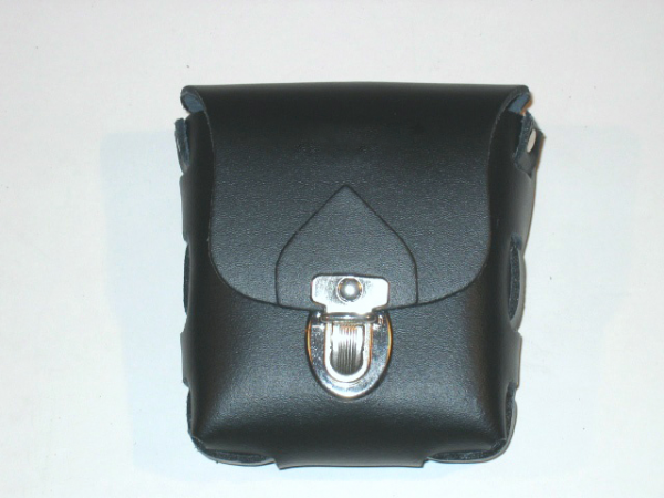 R&Co Leather Belt Pouch S