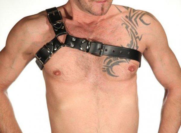 R&Co 3-Buckle Gladiator Shoulder Harness
