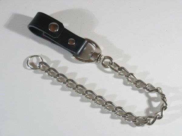 R&Co Belt Key Holder + 30 cm Chain