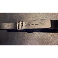 R&Co Police Belt Black