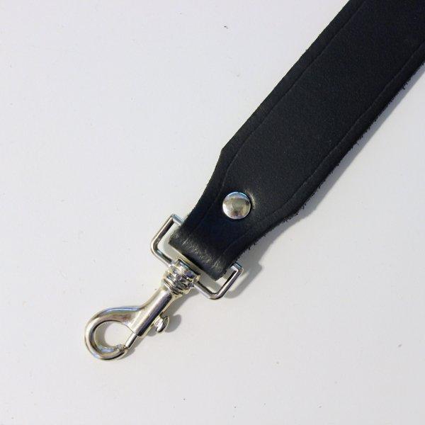 R&Co Sam Browne Leather Strap + Trigger Black