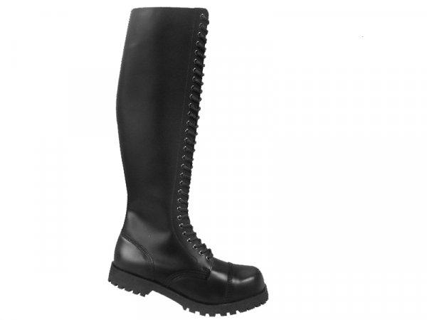 Boots & Braces 30 Eyes Black