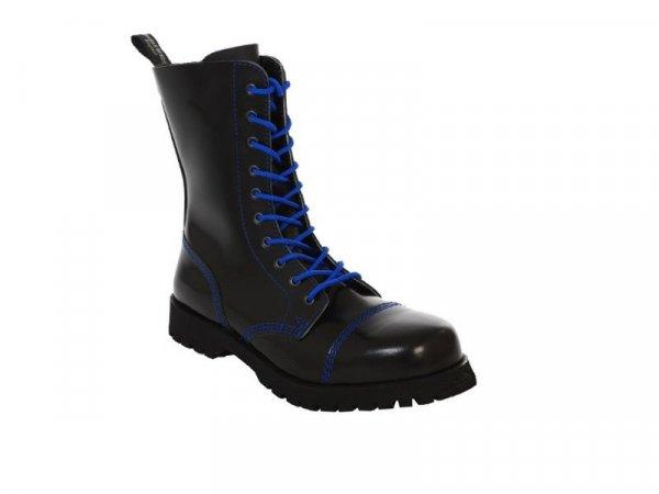 Boots & Braces 10 Eyes Blue Thread
