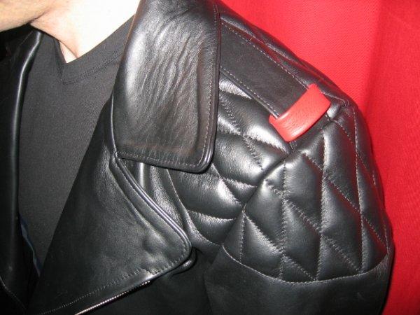 R&Co Leather Epaulette
