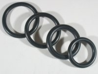 Rubber ring wide