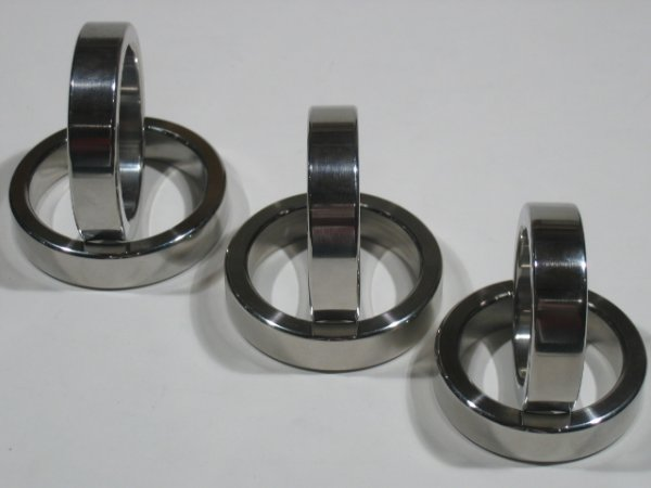 Stainless Steel Cock Ring 14 mm High