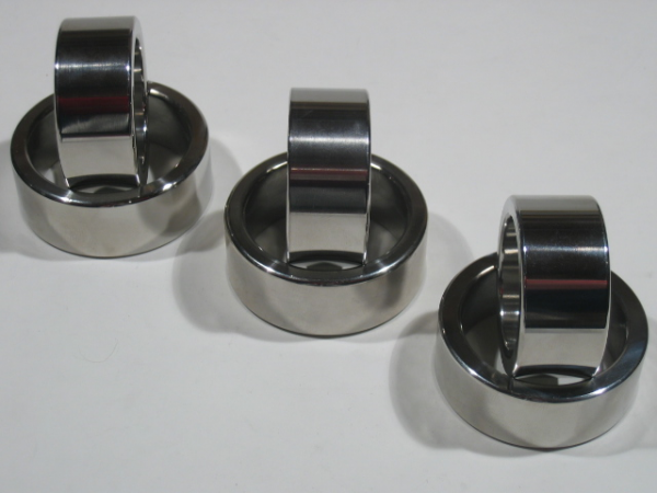 Stainless Steel Cock Ring 25 mm High
