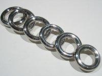 Stainless Steel Splitable Cock Ring 15 mm High
