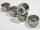 Stainless Steel Ballstretcher 40 mm High