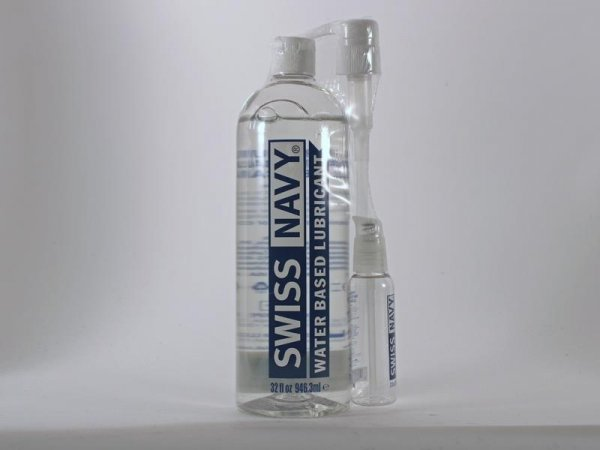 Swiss Navy Water Based Lube
