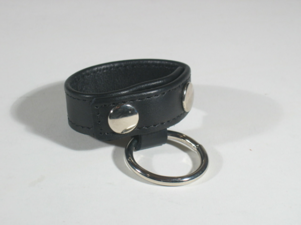 R&Co 2-Snap Cockstrap Detachable Penis Ring