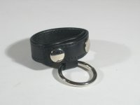 R&Co 2-Snap Cockstrap Detachable Penis Ring