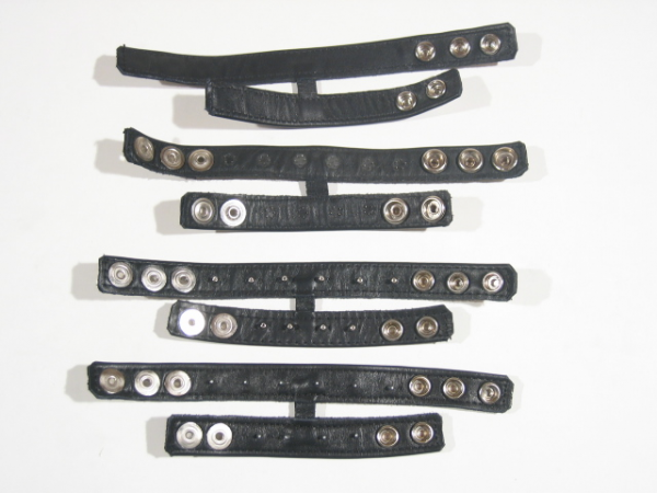 R&Co Double Cockstrap with Pin Pricks