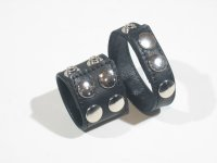 R&Co Double Cockstrap with Ball Stretcher Plain