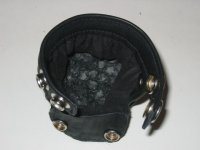 R&Co Cock & Ball Bag With Flap Dull Pins
