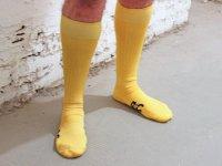 R&Co Football Socks uni - Yellow