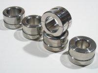 Stainless Steel Ballstretcher 40 mm High Ø 30 mm