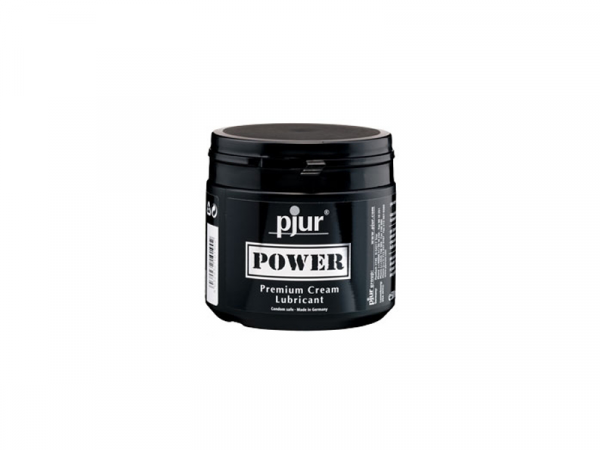 pjur Power Cream 500 g silicone-water-hybrid
