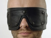 R&Co Bastille Blindfold with Detachable Eyecover