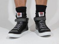 Capt. Berlin Sneaker Black/Grey