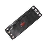 R&Co Wrist Wallet + Paw Brown