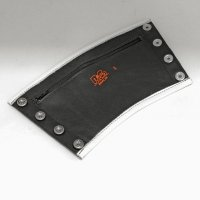 R&Co Gauntlet Wallet + Pipings White