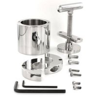 The Ball Flask Stainless Steel Crusher