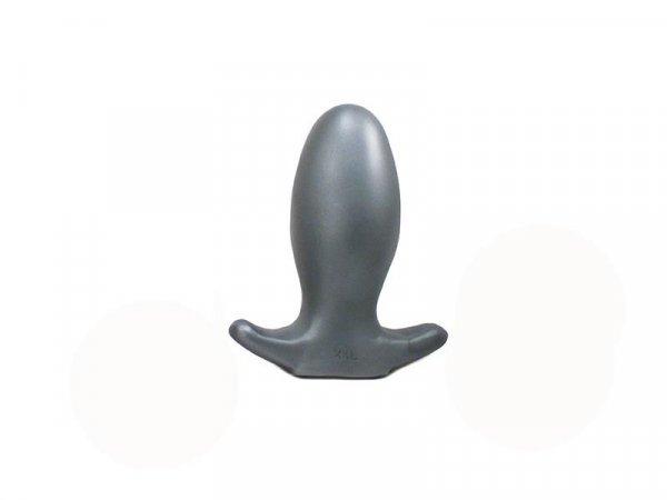 SquarePeg Toys Egg Plug Graphite XXL