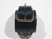 R&Co Heavy Duty 8cm Wide Lockable Wrist Restraints