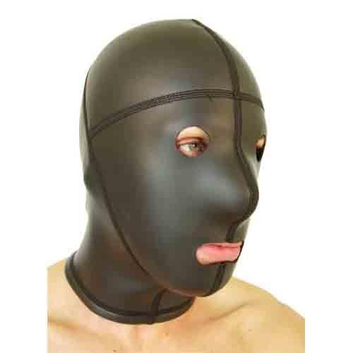 665 Neoprene Panel Hood - Open Eyes + Mouth