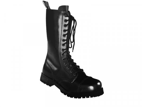 Boots & Braces 14 Eyes Burgundy