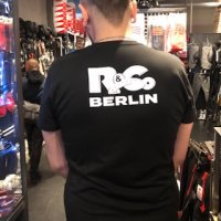 R&Co Berlin T-Shirt Black