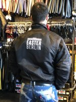 EASTER Berlin Bomber Jacket Black
