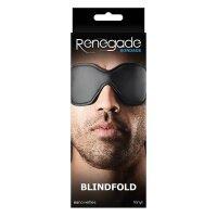 NS Novelties Renegade Bondage - Blindfold - Black