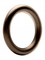 Thick 9 mm Rubber Cock Ring