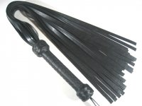 Rubber Whip 36 welts long