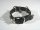 R&Co Lockable Slave Collar with D Rings